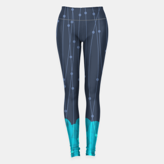 Thumbnail image of Icy Petals Leggings, Live Heroes