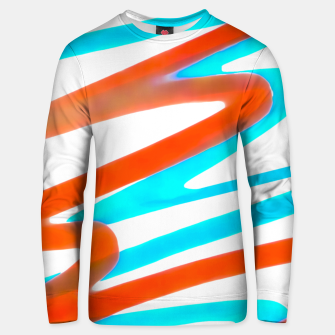 Miniaturka Colored Abstract Print Design Unisex sweater, Live Heroes