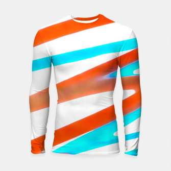 Miniaturka Colored Abstract Print Design Longsleeve rashguard , Live Heroes