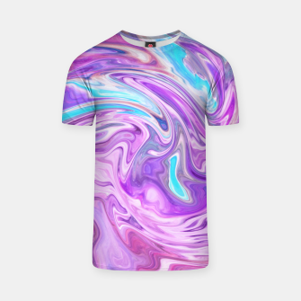 Thumbnail image of Abstract Texture T-shirt, Live Heroes