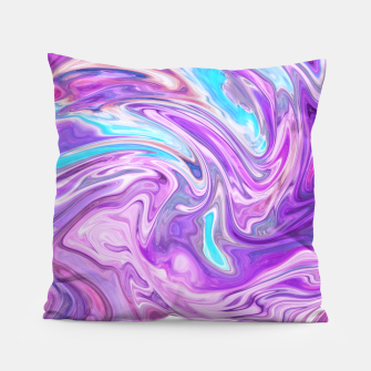 Thumbnail image of Abstract Texture Pillow, Live Heroes