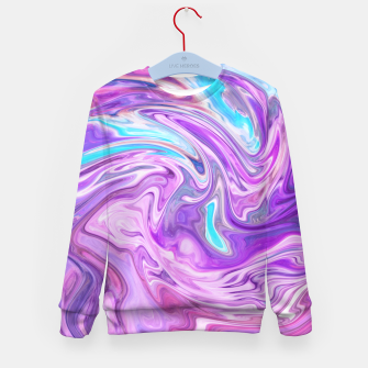 Thumbnail image of Abstract Texture Kid's sweater, Live Heroes