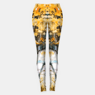 Thumbnail image of Fit for fall Leggings, Live Heroes