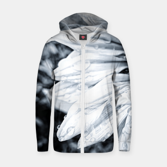 Thumbnail image of After rain Zip up hoodie, Live Heroes