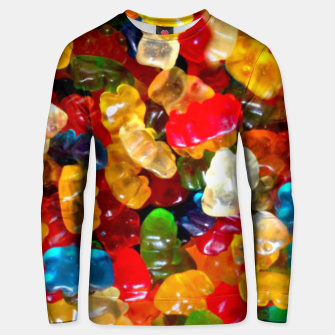 Thumbnail image of Sweets Unisex sweater, Live Heroes