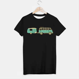 Miniaturka Adventure Car 2 T-shirt regular, Live Heroes