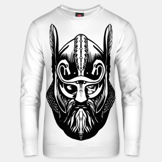Thumbnail image of odin Unisex sweater, Live Heroes