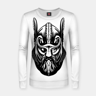 Thumbnail image of odin Women sweater, Live Heroes