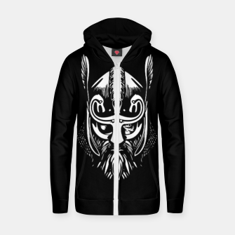 Thumbnail image of odin_bl2 Zip up hoodie, Live Heroes