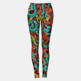 Quetzalcoatles Leggings miniature
