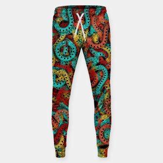Quetzalcoatles Sweatpants miniature