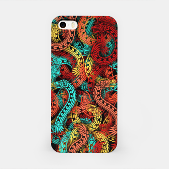 Quetzalcoatles iPhone Case thumbnail image