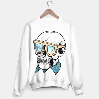 Imagen en miniatura de Skull Holiday Sweater regular, Live Heroes