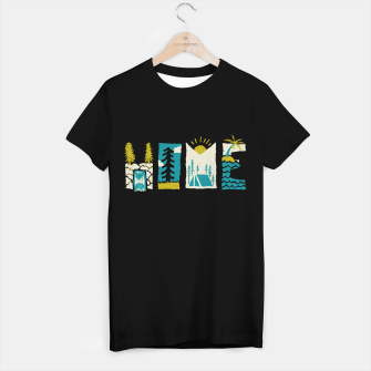 Thumbnail image of Home T-shirt regular, Live Heroes