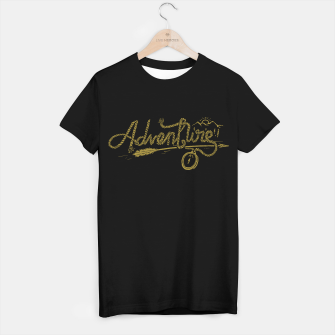 Miniatur Adventure Rope T-shirt regular, Live Heroes