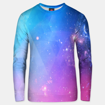Thumbnail image of Light Design Unisex sweater, Live Heroes