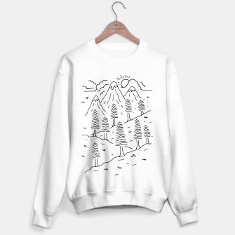 Miniature de image de Hiking Trails Sweater regular, Live Heroes