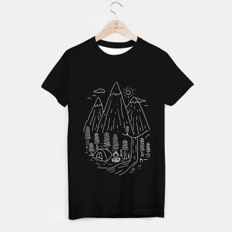 Thumbnail image of Home Sweet Home T-shirt regular, Live Heroes