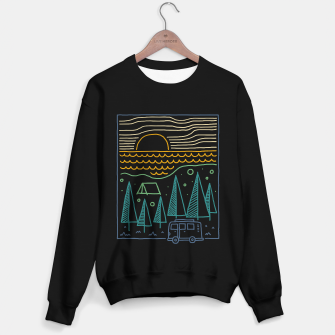 Thumbnail image of Camp River Sweater regular, Live Heroes