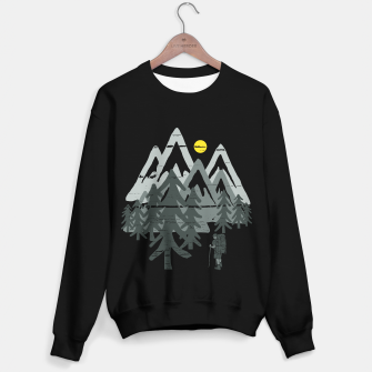 Miniatur Explorer Sweater regular, Live Heroes