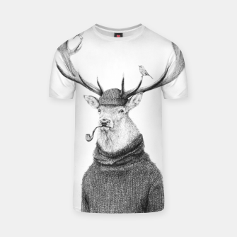 Thumbnail image of Wild Thinking T-shirt, Live Heroes