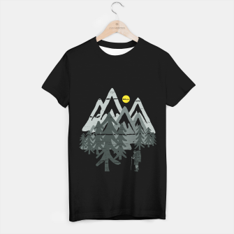 Miniature de image de Explorer T-shirt regular, Live Heroes