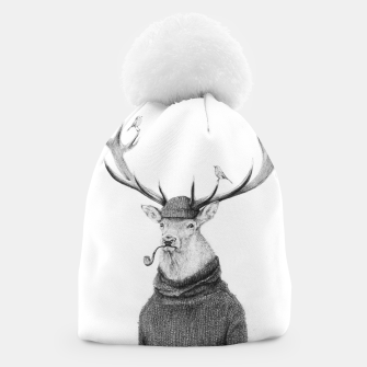 Thumbnail image of Wild Thinking Beanie, Live Heroes