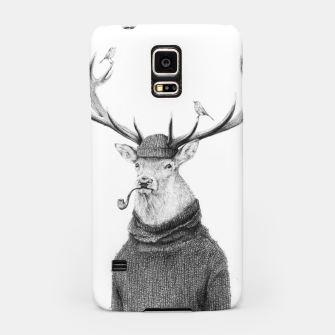 Thumbnail image of Wild Thinking Samsung Case, Live Heroes