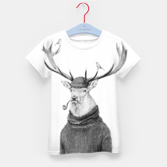 Thumbnail image of Wild Thinking Kid's t-shirt, Live Heroes