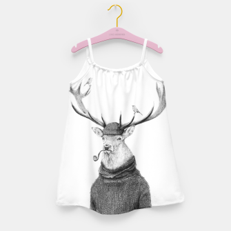 Thumbnail image of Wild Thinking Girl's dress, Live Heroes