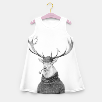 Thumbnail image of Wild Thinking Girl's summer dress, Live Heroes