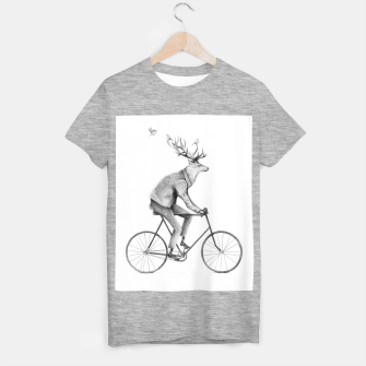 Thumbnail image of Even a Gentleman Rides T-shirt regular, Live Heroes