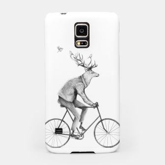 Thumbnail image of Even a Gentleman Rides Samsung Case, Live Heroes