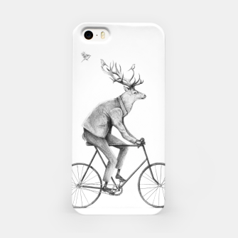Thumbnail image of Even a Gentleman Rides iPhone Case, Live Heroes