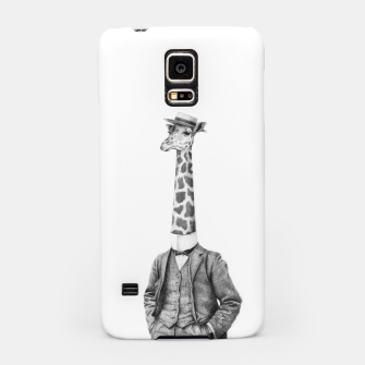 Thumbnail image of High Class Gentleman Samsung Case, Live Heroes