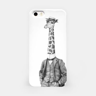 Miniatur High Class Gentleman iPhone Case, Live Heroes