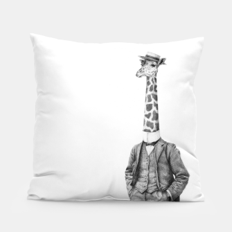 Thumbnail image of High Class Gentleman Pillow, Live Heroes