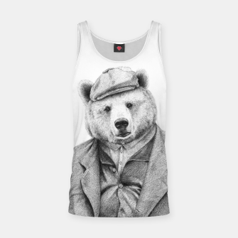 Thumbnail image of Uncle B Tank Top, Live Heroes