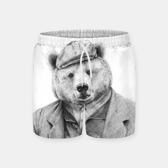 Thumbnail image of Uncle B Swim Shorts, Live Heroes