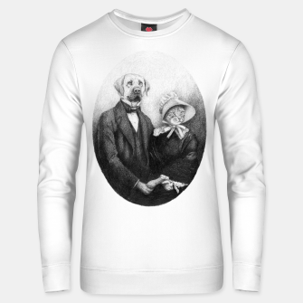 Thumbnail image of Eternal Couple Unisex sweater, Live Heroes