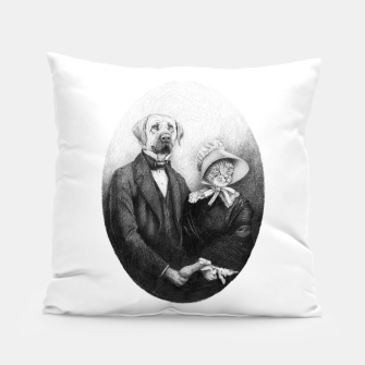 Thumbnail image of Eternal Couple Pillow, Live Heroes