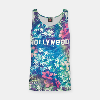 Thumbnail image of Hollyweed Tank Top, Live Heroes