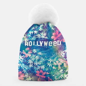 Thumbnail image of Hollyweed Beanie, Live Heroes