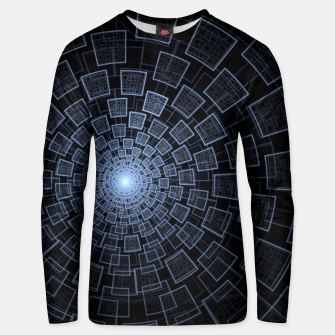 Thumbnail image of Sacred Geometry Unisex sweater, Live Heroes