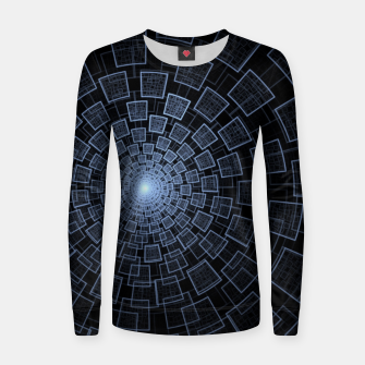 Sacred Geometry Women sweater Bild der Miniatur
