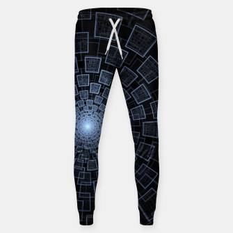 Thumbnail image of Sacred Geometry Sweatpants, Live Heroes