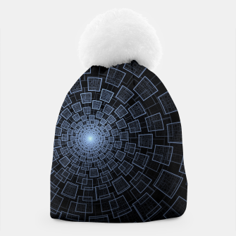 Thumbnail image of Sacred Geometry Beanie, Live Heroes
