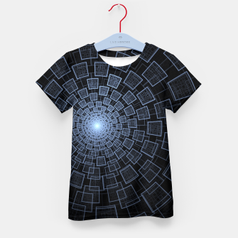 Thumbnail image of Sacred Geometry Kid's t-shirt, Live Heroes