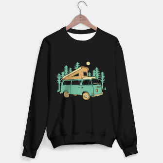 Miniature de image de Go Wilderness Sweater regular, Live Heroes
