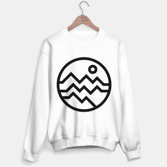 Thumbnail image of Mountain Bold Sweater regular, Live Heroes